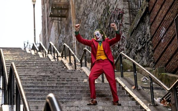 DCコミックスの悪役の誕生秘話を描いた「ジョーカー」は多くの共感を呼んだ(C)Warner Bros.,Photo by Niko Tavernise