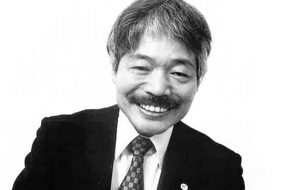 インタビューに答える中村哲さん(ロッキング・オン提供)