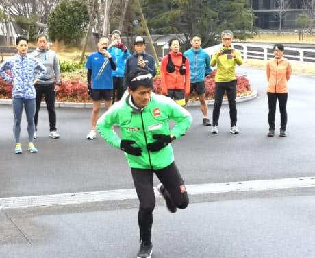 反応力を高める動きの練習で若い頃の走りをキープ