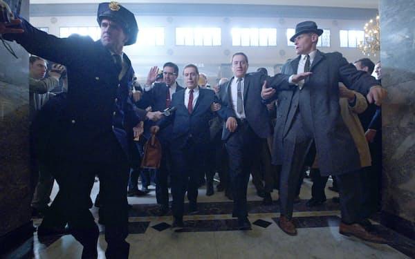 ネットフリックスの「アイリッシュマン」(写真)はアカデミー賞の9部門で10件ノミネートしたが受賞を逃した