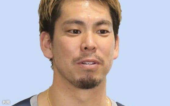 前田健太投手=共同