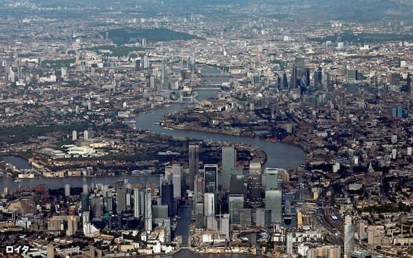 英シティはEU離脱による存在感の低下を避けられるか=ロイター