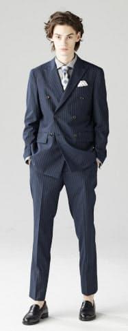 はるやま商事が「ジョジョ」とコラボしたスーツ