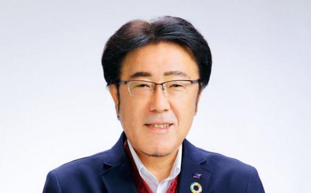 シャルマン次期社長の本庄正享氏