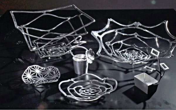 能作の鋳物はデザイン性の高さで外国人の評価が高い