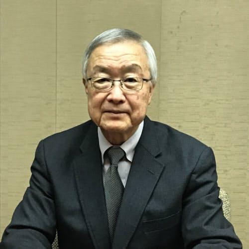 「関内は日本の近代化の出発点。将来に向けたまちづくりを考えたい」と話す関内活性会理事長の新井英輔さん