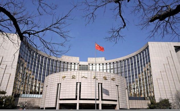 中国人民銀行はデジタル人民元の発行に向けた準備を進めている=ロイター