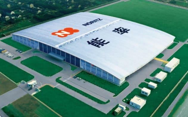 新型コロナウイルスで稼働停止する中国工場(上海市)