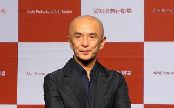 愛知県芸術劇場芸術監督に就任する勅使川原三郎