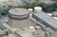 原子炉建屋の直下の活断層が指摘されている敦賀原発2号機