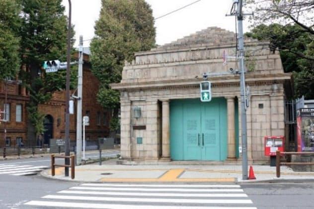 通常は入れない旧博物館動物園駅(東京・上野)の中で歴史を楽しめる