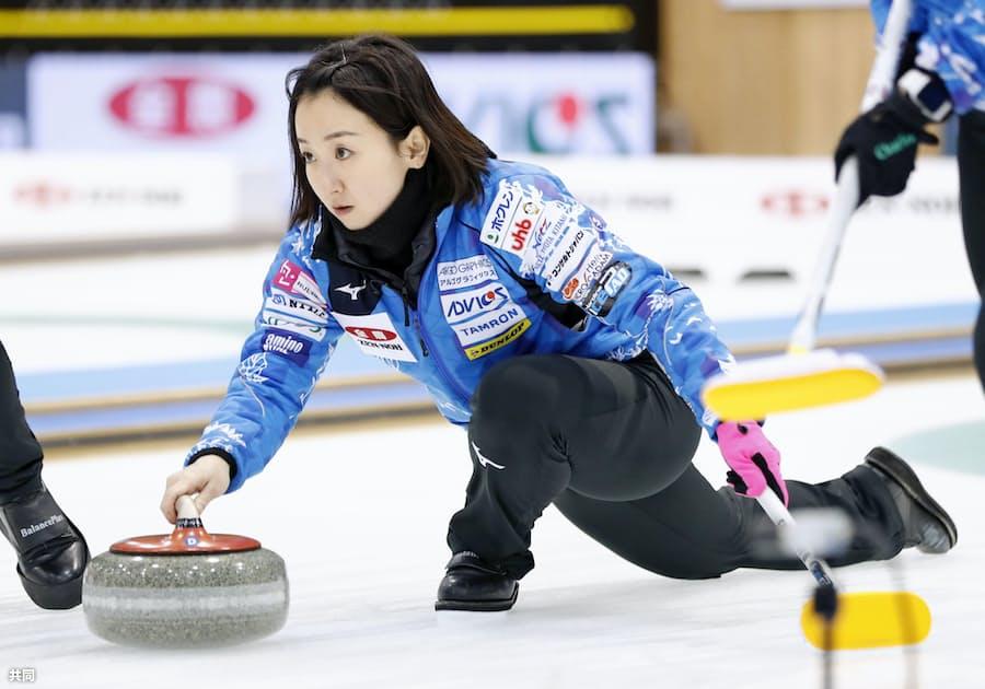女子はロコ・ソラーレが4年ぶり優勝 カーリング日本選手権: 日本経済新聞