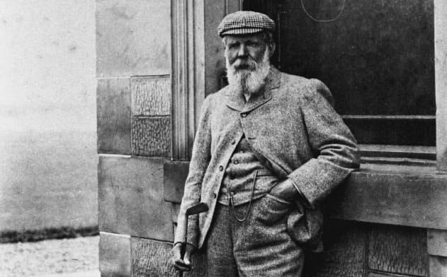 オールド・トムは1821年に生まれ、1908年、86歳で亡くなった。身長は165センチで、当時のスコティッシュとしては平均だった