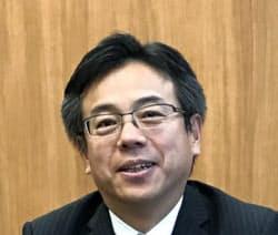 中部電の林欣吾専務執行役員