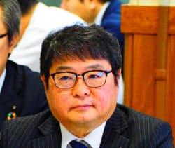 九州電力の池辺和弘社長