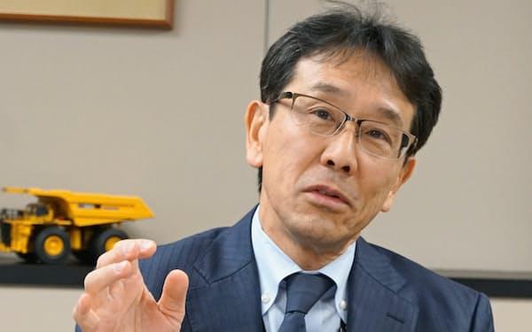 小川社長は「生産調整などを迫られる可能性があるが、工場が停止するような事態にはならない」と説明する