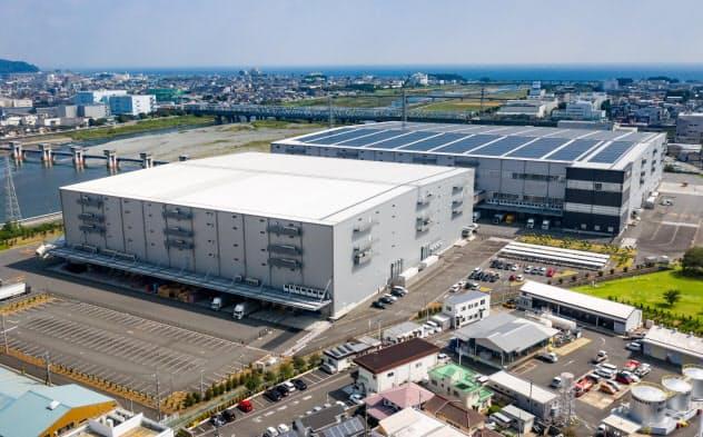 米ヌビーンはアマゾンジャパンが利用する物流施設を取得(神奈川県小田原市)