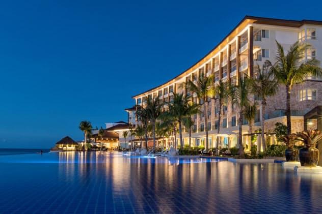デュシット・インターナショナルがフィリピンのリゾート地に構える「デュシタニ・マクタン・セブ」