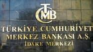 トルコ中央銀行(アンカラ)=ロイター