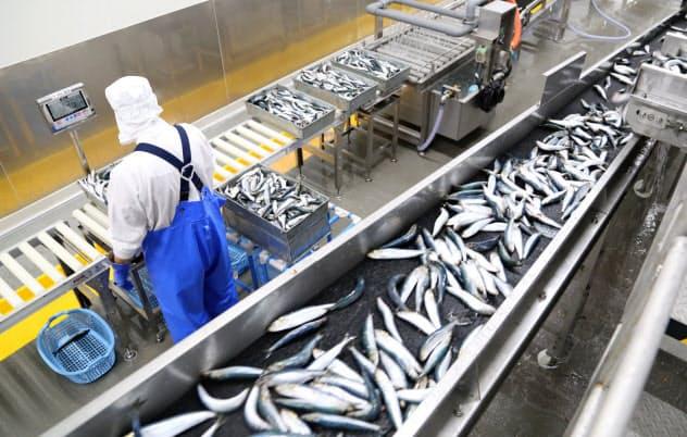 鮮冷は総菜商品を拡充し、スーパーなどの中食需要を取り込んでいる