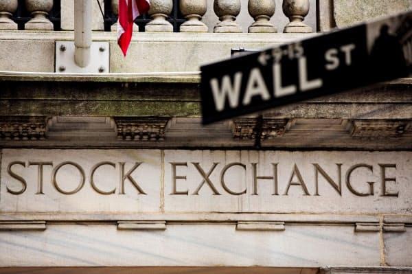 ニューヨーク証券取引所(NYSE)=ロイター