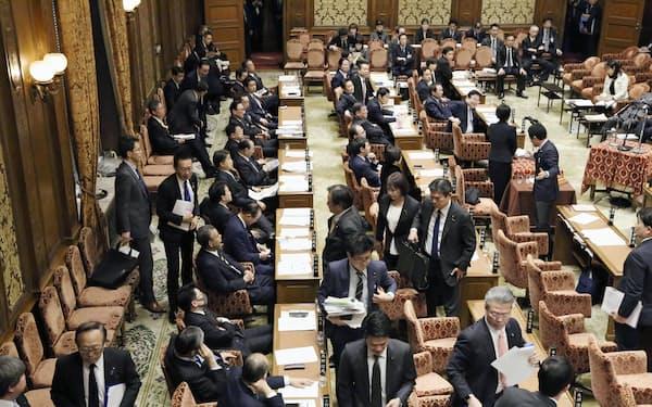衆院予算委(19日午後)=共同
