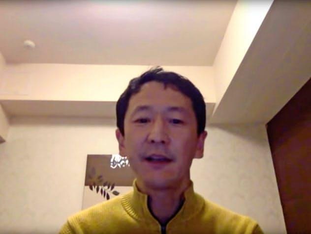 感染対策の不備を告発した感染症専門医の岩田健太郎神戸大教授=ロイター