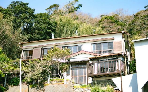 アドレスは空き家や別荘を改装してシェアハウスとして活用する(千葉県南房総市)