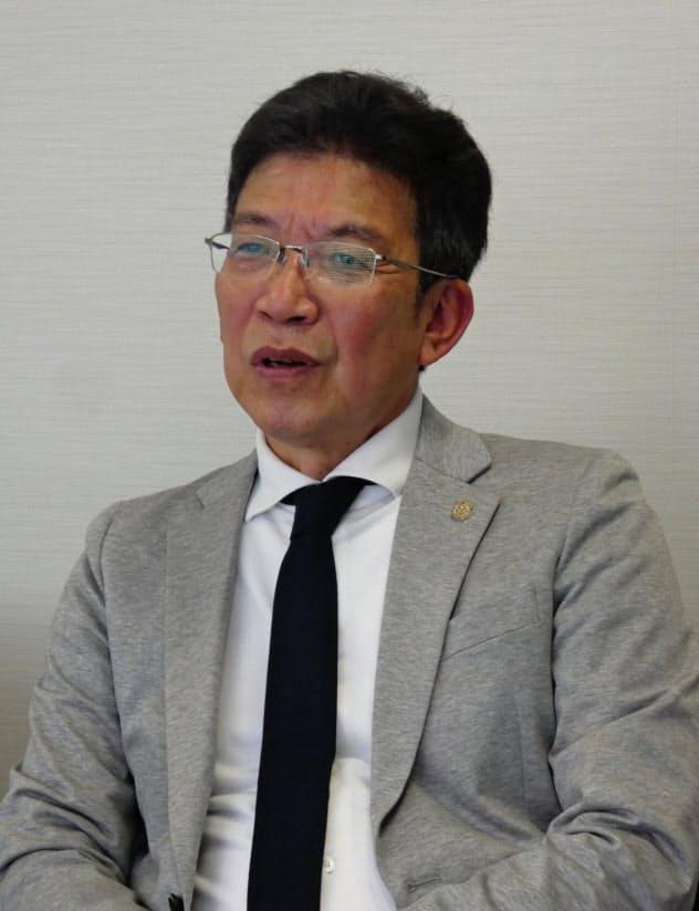 ヤマハ発動機上席執行役員、ジュビロ取締役を経て2019年1月から社長
