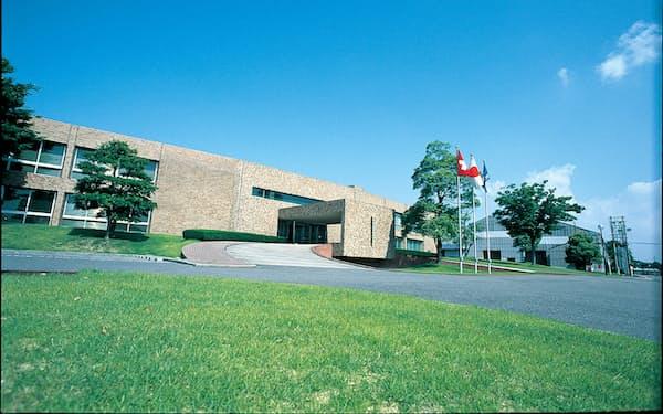 豊田自動織機の共和工場(愛知県大府市)