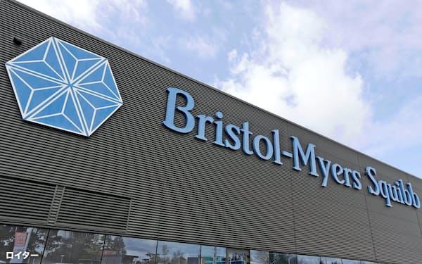 ブリストル・マイヤーズスクイブは大型M&Aで成長=ロイター