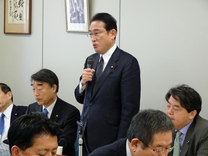 国会論戦、自民内から苦言 岸田氏「互いに敬意を」: 日本経済新聞