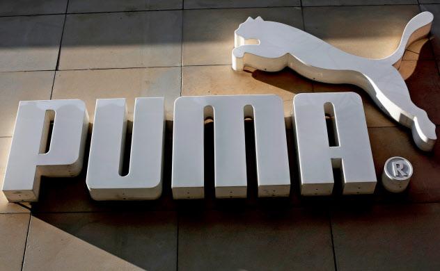 プーマは株価評価でアディダスを上回っている(オーストリアのプーマの店舗)=ロイター