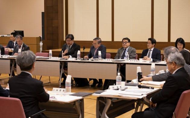 大学入試のあり方に関する検討会議(2月13日、文科省)