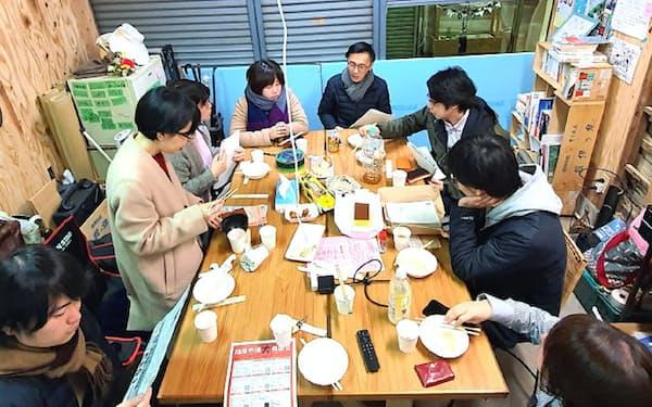 空き家を改修し、地域コミュニティーの活性化事業を立ち上げた神戸市職員もいる