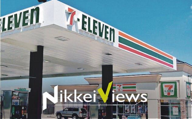セブンの米社買収交渉 脱ガソリンとスピード勝負