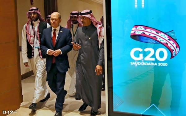 G20財務相会議は開幕したが、中国から閣僚級は出席しない=ロイター