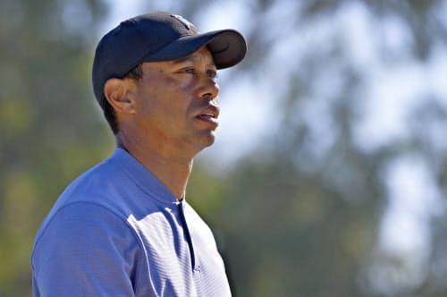 ウッズはアマとプロが使うゴルフ用具を別のものにすることを提案している=USA TODAY