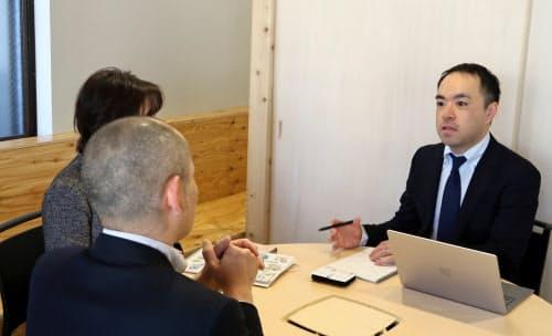 中小企業経営相談をスタートした「ハイビズ」(広島県東広島市)