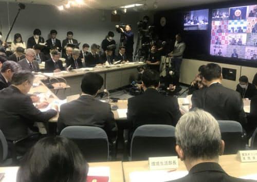 北海道は25日夜、7回目の対策本部会議を開いた