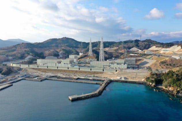 東北電が2020年度以降の再稼働を目指している女川原発