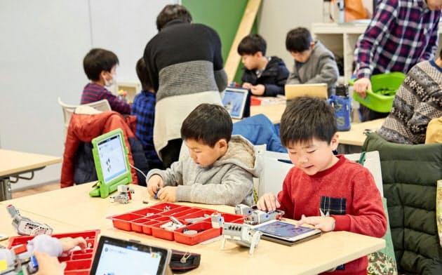 エディオンが買収した夢見るのプログラミング教室「ロボ団」
