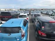 国内の中古車需要が回復しつつある