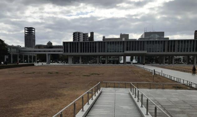 新型コロナウイルスの感染拡大防止へ、原爆資料館も休館する(広島市で)