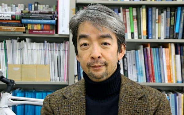 渋谷健司・英キングス・カレッジ・ロンドン教授(国際保健)