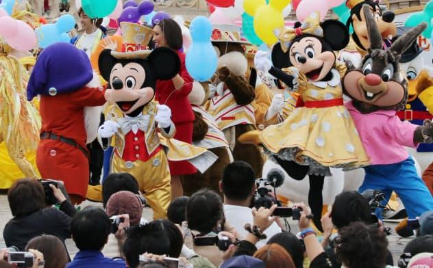 東京ディズニーリゾート、29日から2週間休園