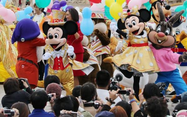29日から3月15日まで約2週間臨時休園する(写真は東京ディズニーランド)