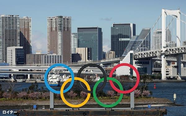 IOCは東京都などと合同で特別チームを設置し、対応を協議している=ロイター