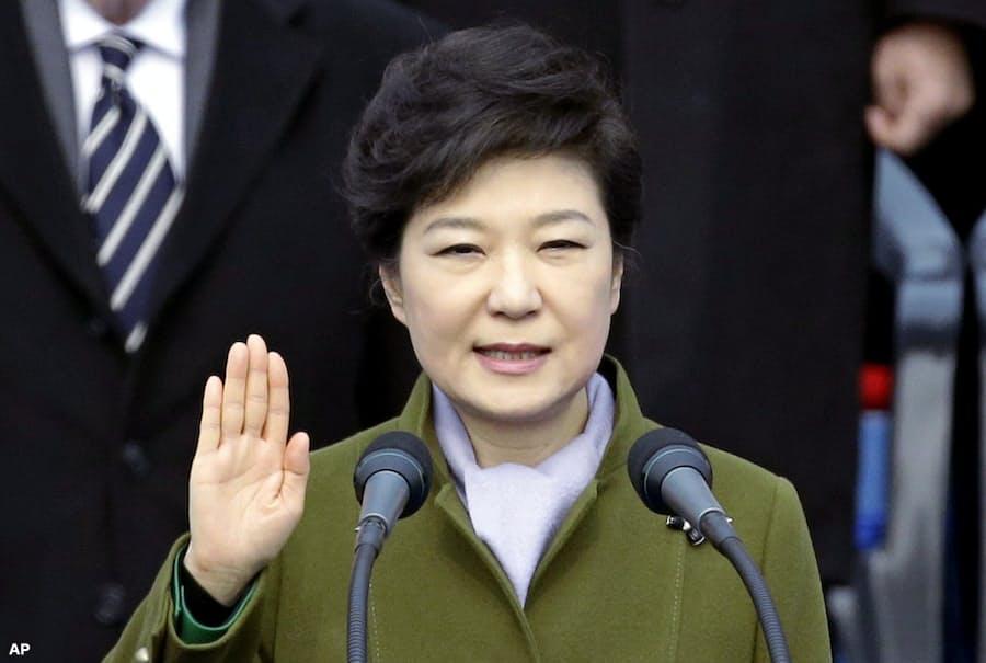 新型コロナ:韓国の朴前大統領、保守結束呼びかけ 4月総選挙に向け ...
