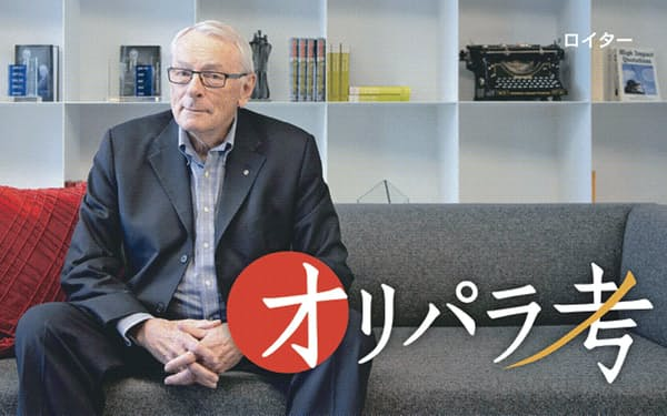東京五輪の中止や延期の可能性に言及したIOCのパウンド委員